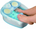 Description: Re-warming the feet and usuing a potassium permanganate foot bath can help treat Trench Foot