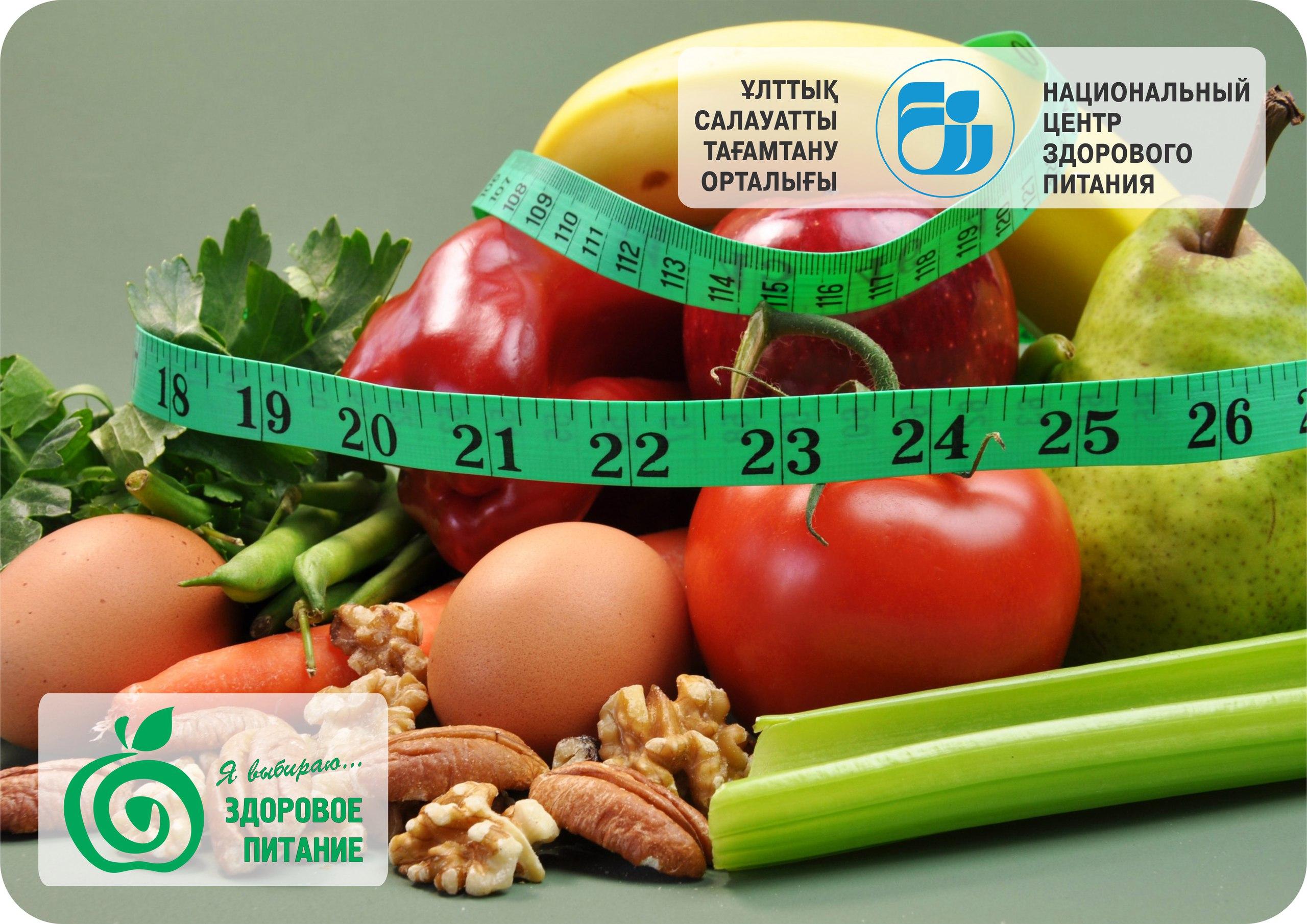 Подобрать диету и программу