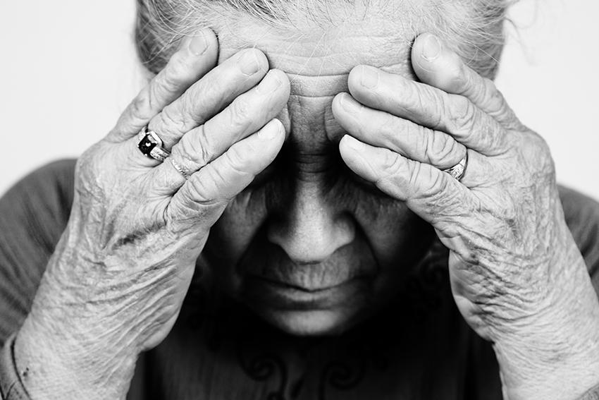 dementia to elderly in uk