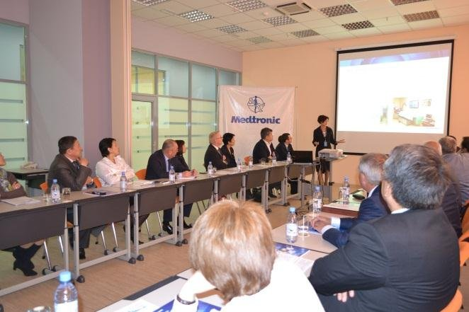 Medtronic Opened Office and Training & Education Center in