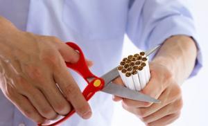 Курение уменьшает шансы удачно исхода операции