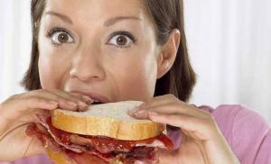 Реакция мозга на еду