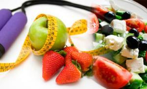 Питание и тренировка