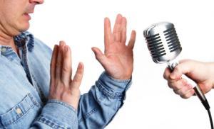 Простой способ преодоления страха перед произнесением речи
