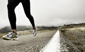 Бег так же безопасен для суставов как и ходьба