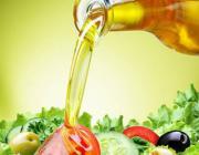 Заправка из оливкового масла