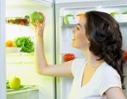 Продукты и холодильник
